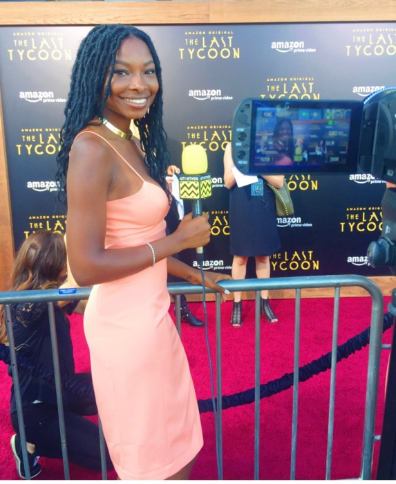 The Last Tycoon Red Carpet Premiere